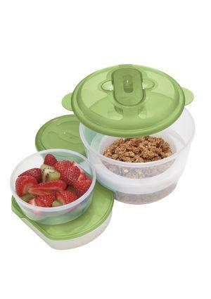 On ideeli: OGGI Chill-to-Go Food Container Set