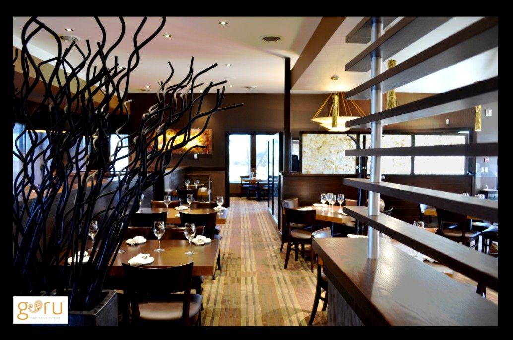 Menus Guru Fine Indian Restaurant Edmonton Restaurant Makeover