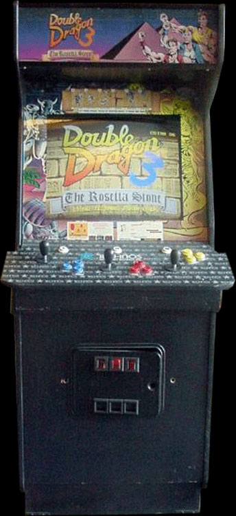Double Dragon 3 Arcade Cabinet Google Search