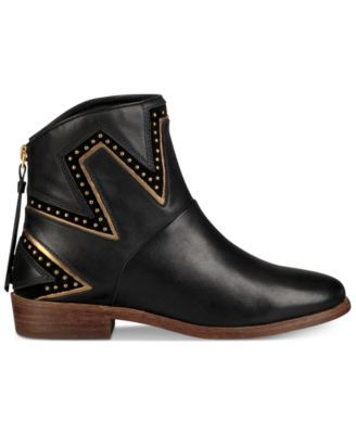 9252c7f9a75 Ugg Lars Ankle Booties - Black 5.5   Products   Ankle booties, Black ...