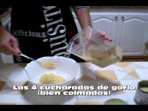 Mousse de Gofio - YouTube
