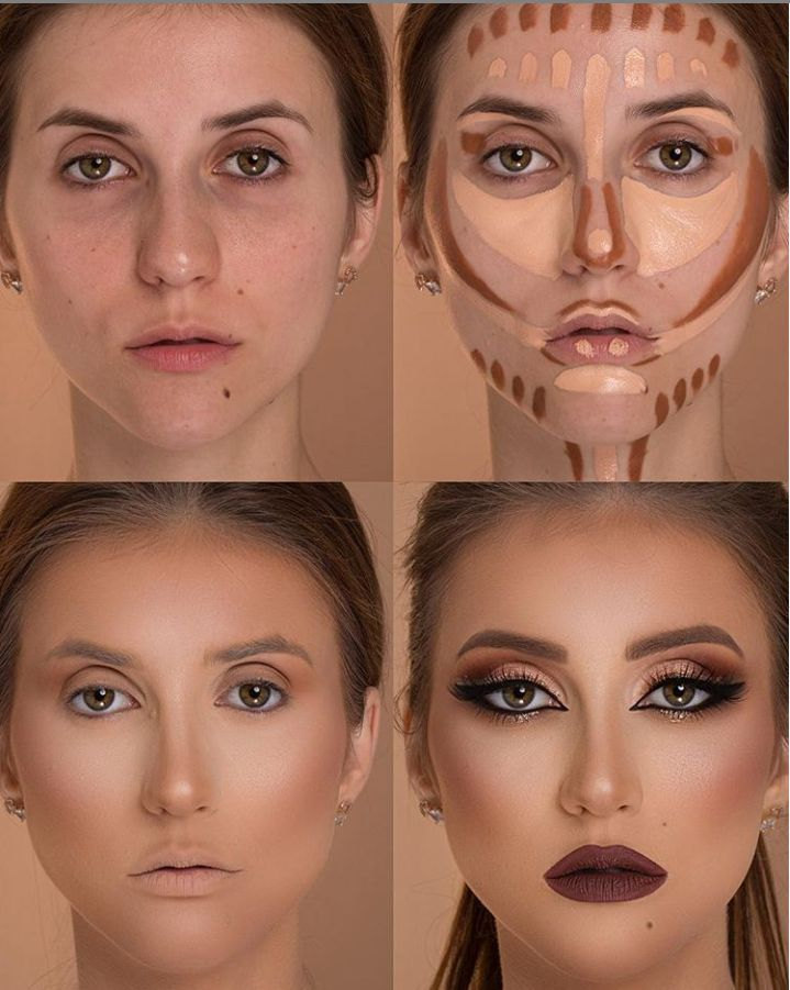 Photo of 24 Perfect And Best Contour Highlight Makeup Tutorial For Beginners – Page 20 of 24 – Makeup | Dessertpin.com