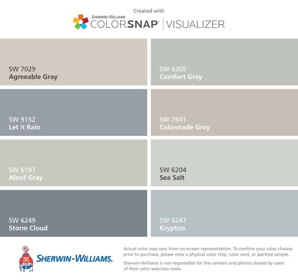 Colorsnap visualizer for web ideas color visualizers Online visualizer
