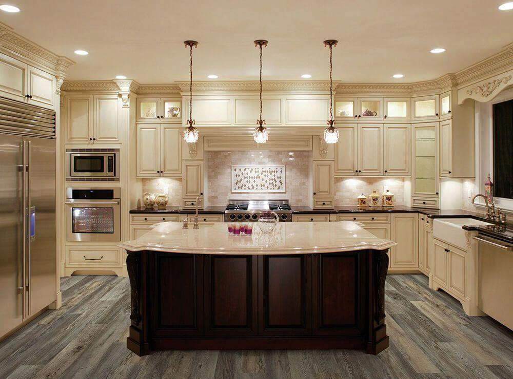 Galathea oak galley kitchen remodel cabinet kitchens home also in ideas pinterest rh