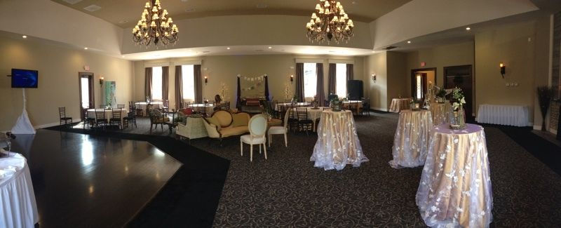 Old Stone Chapel St Charles Mo Reception Room Wedding Venues