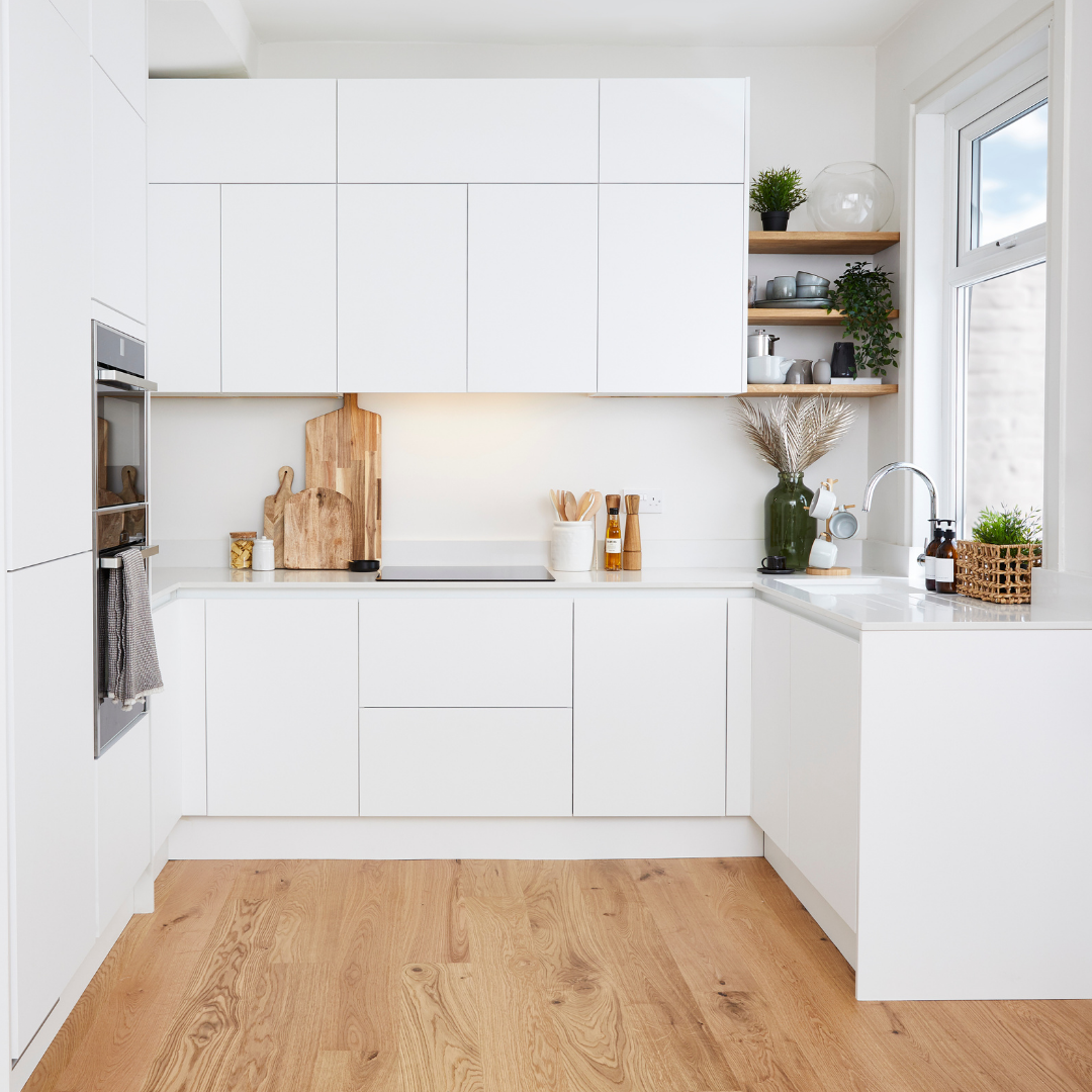 A White Kitchen Makeover with Jen