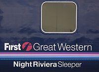 Night Riviera branding