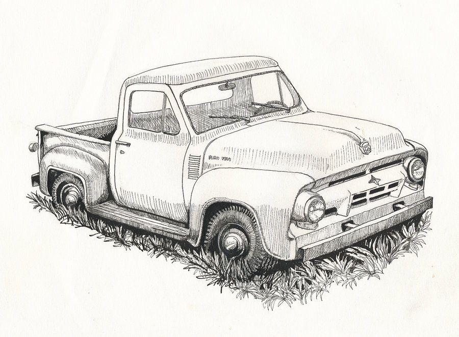 1950 ford clip art