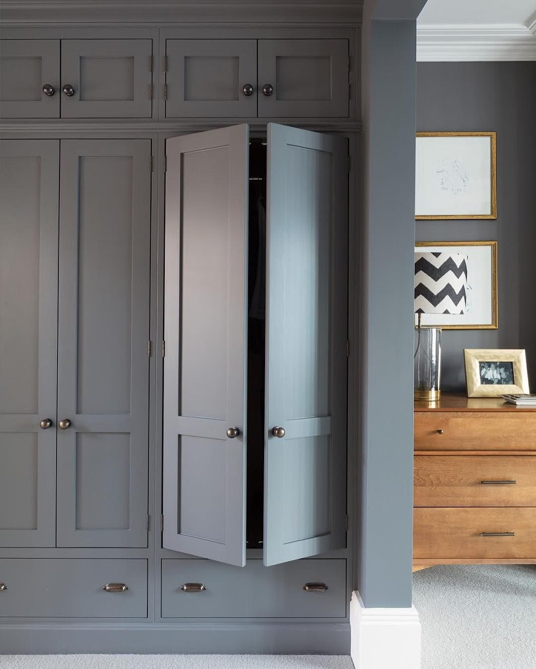 Bedroom furniture at the blackheath project with maldon cabinetry