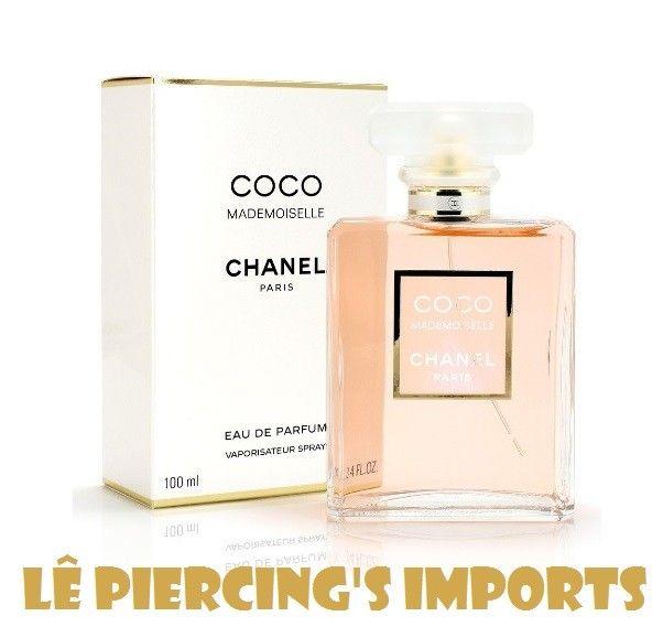 perfume coco mademoiselle feminino 100ml edp eau de parfum. Black Bedroom Furniture Sets. Home Design Ideas