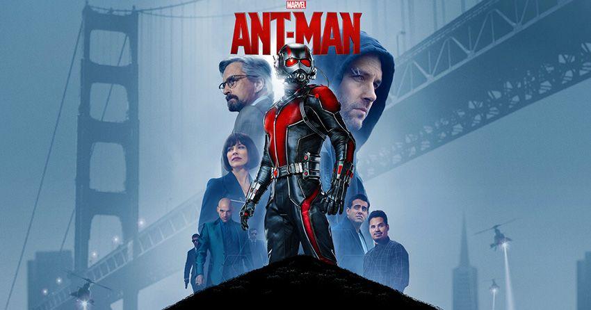 , Ant-Man – 2015, Eşkiya Dünyaya Hükümdar Olmaz, Eşkiya Dünyaya Hükümdar Olmaz