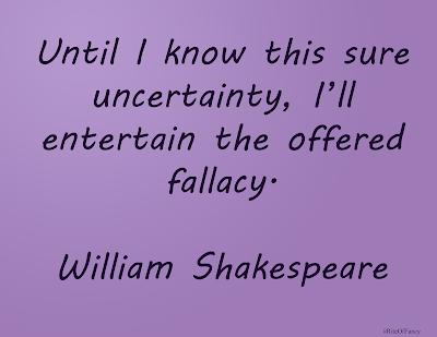 love is a fallacy summary
