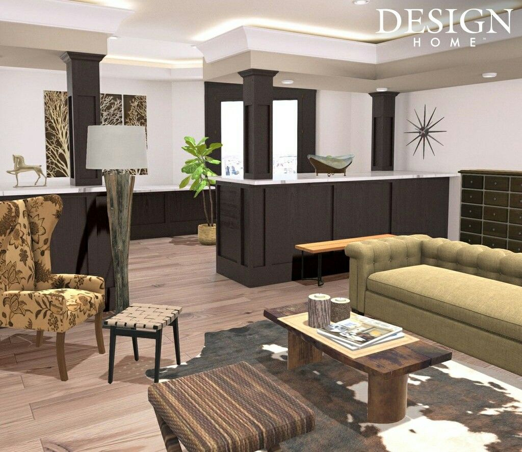 Open Flow Interior design layout, Outdoor furniture sets
