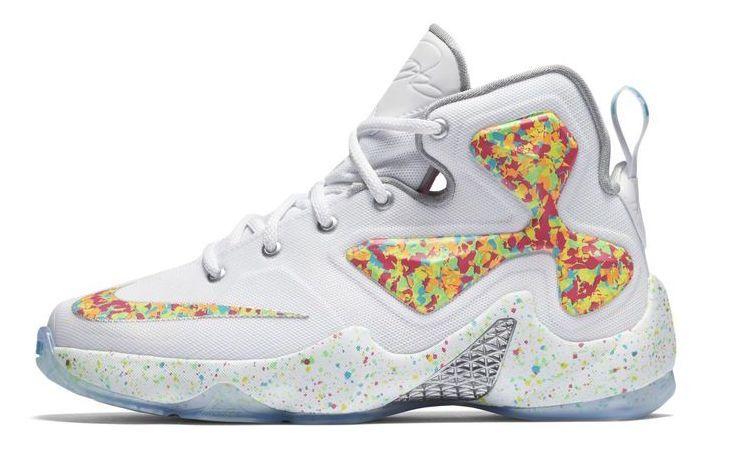 Nike LeBron 13 GS Fruity Pebbles