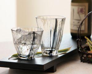 Great Shochu Doraku | TOYO SASAKI GLASS, JAPAN. Product PhotographyBarwareNorth  America
