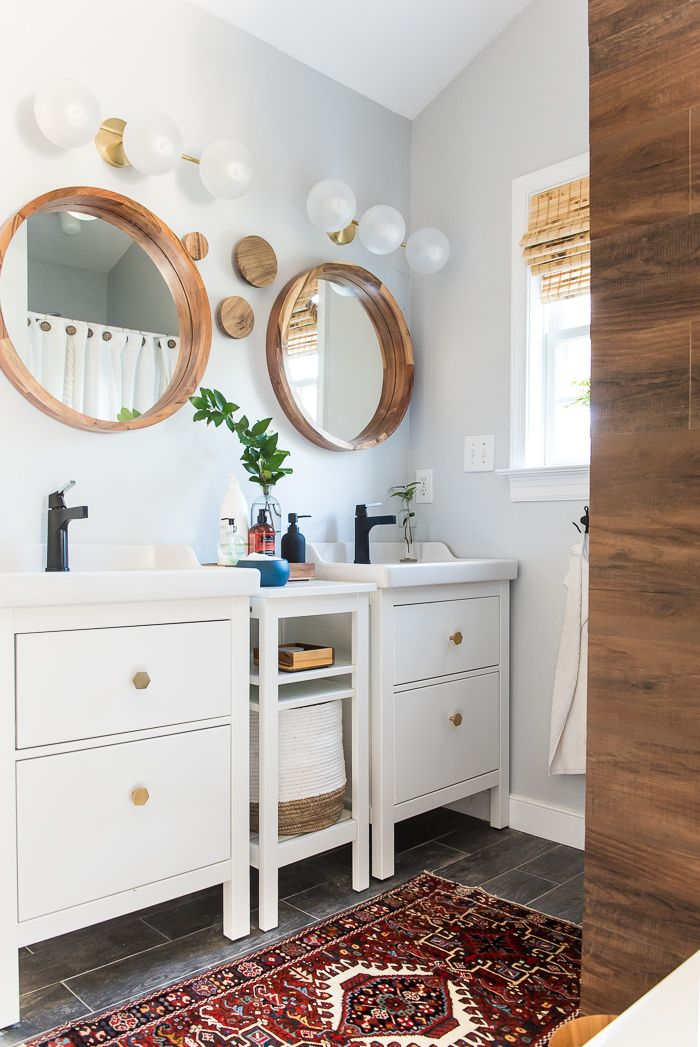 Master bathroom update Not complicated but makes a huge difference