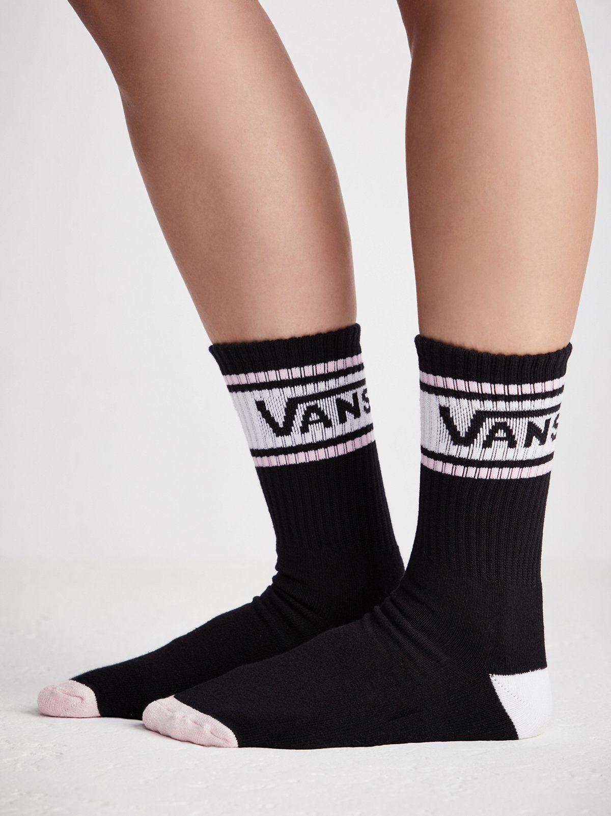 e7b5fac000 Vans Girl Gang Sock