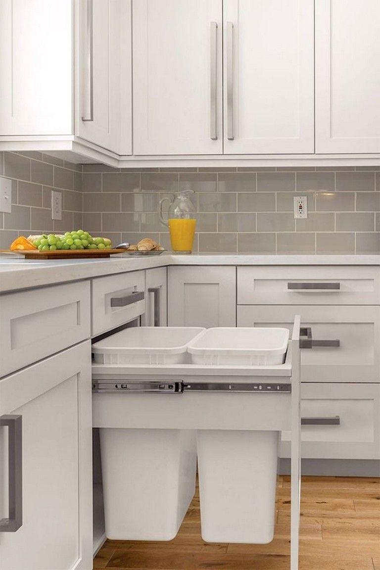 80 Lovely White Kitchen Cabinet Design Ideas Kitchens Kitchendesign Kitchendecor Kitchenrem Kitchen Cabinet Design Kitchen Renovation New Kitchen Cabinets