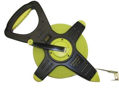 CST/berger 74-Y3001 300ft Fiberglass Zip-Line Pro-Series Open Reel Tape in FEET/10THS Tape Reels