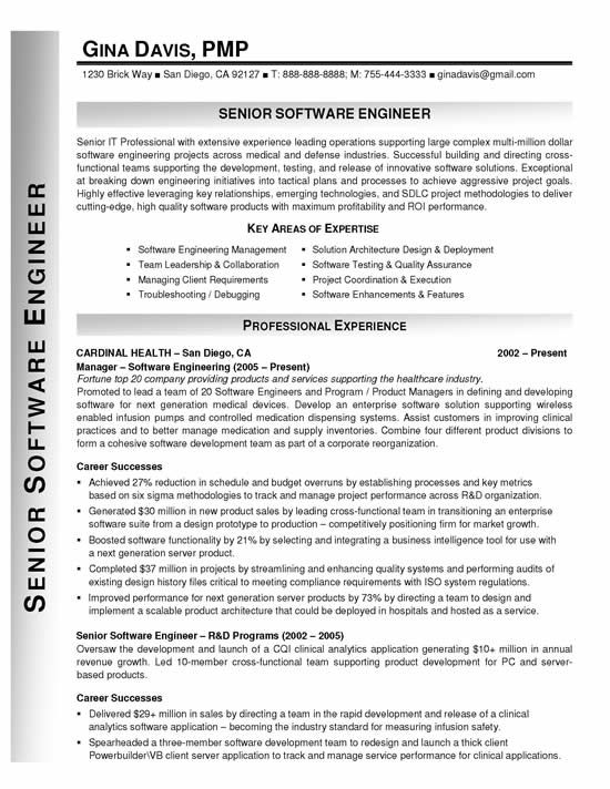 Format Resume Samples For Software Fresher Java Apr With   Java Software  Engineer Sample Resume