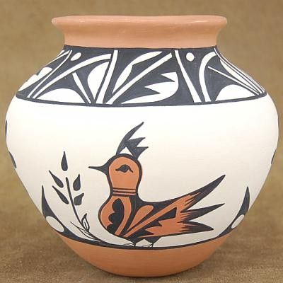 Pueblo Indian Pottery | Click on any of the thumbnails on the ...
