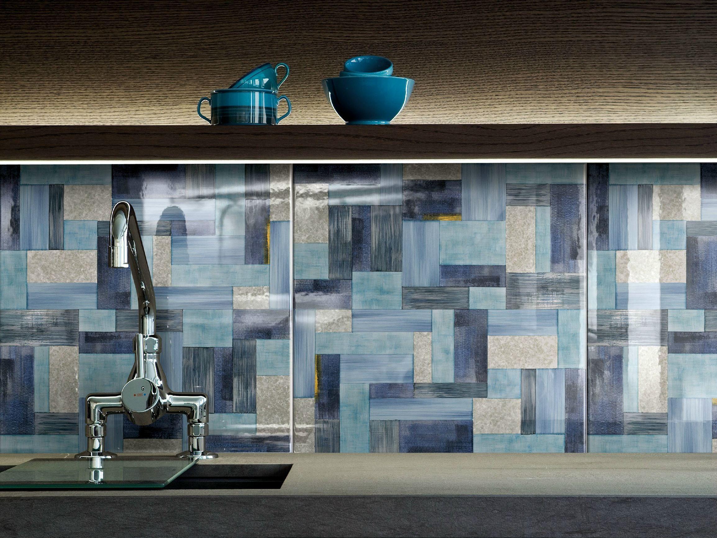 Rivestimento in ceramica WALLPAPER by CERAMICA BARDELLI | Stuff to ...