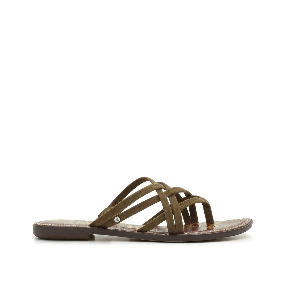 640a8fc445b9 The Georgette suede sandal- a perfectly simple