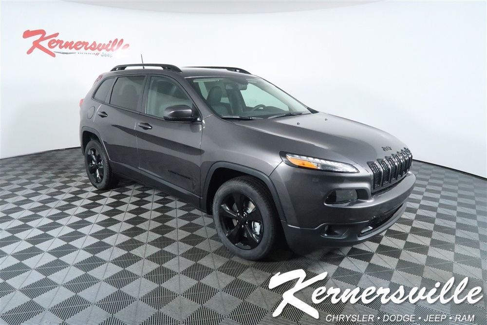Ebay Jeep Cherokee Limited High Altitude Fwd V6 Suv Panoramic