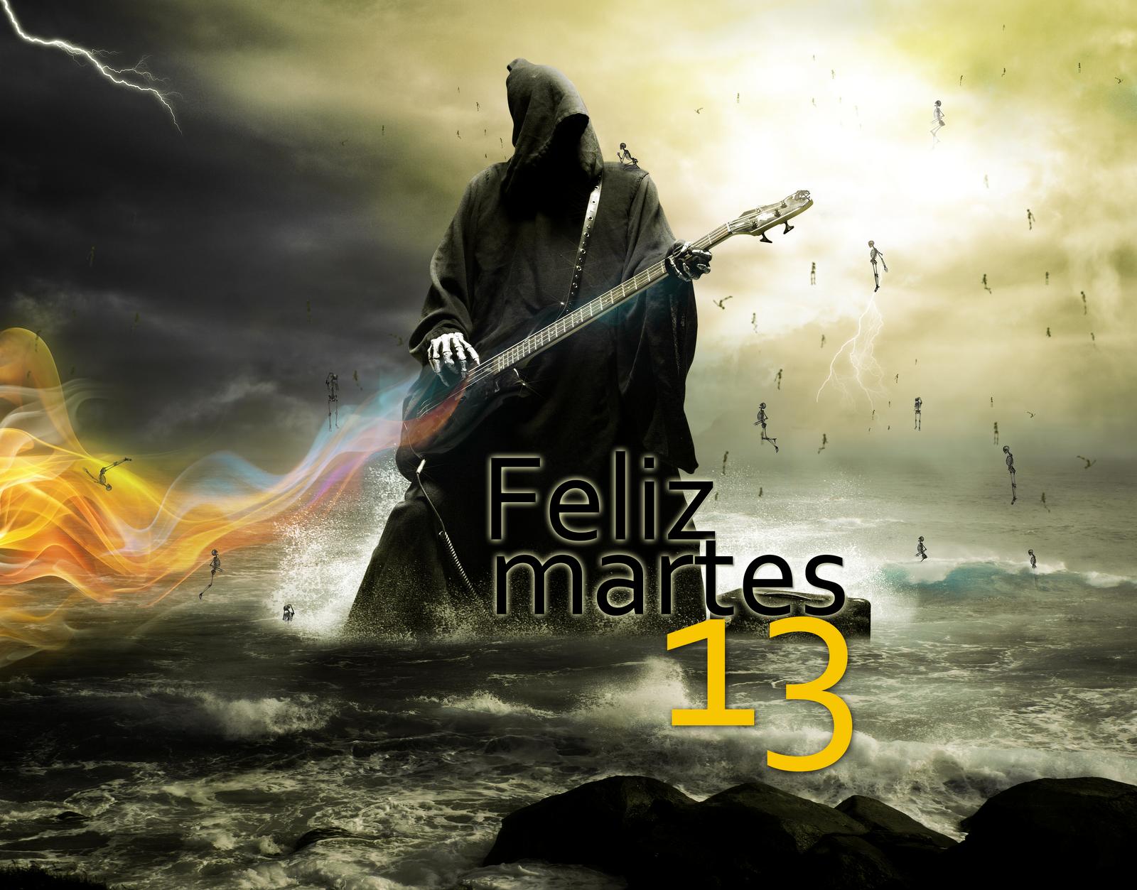 Imágenes de Martes 13 para descargar - Las Mejores Imagenes online