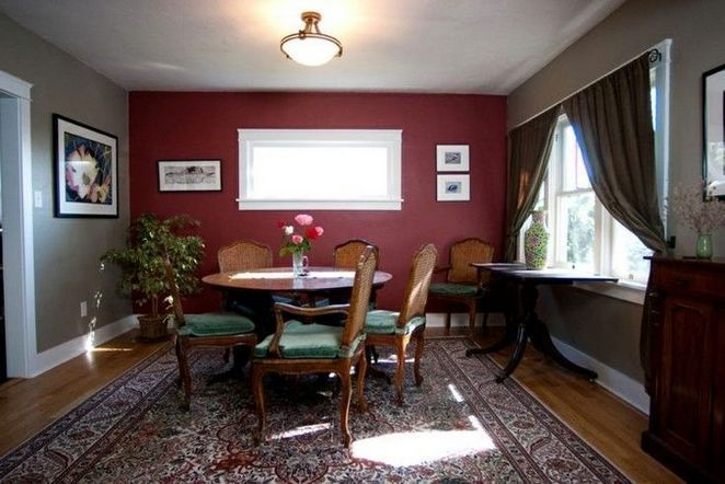 15+ Introducing Burgundy Colored Walls images