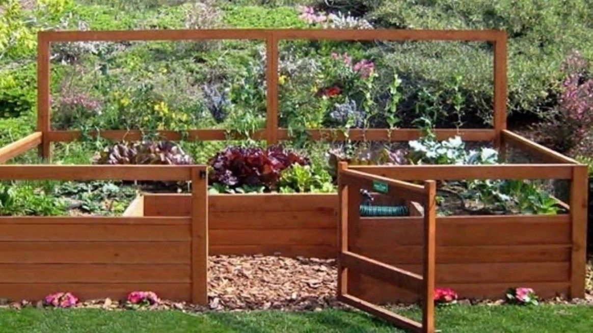 Inspiring Vegetable Gardening Ideas For Small Space 25