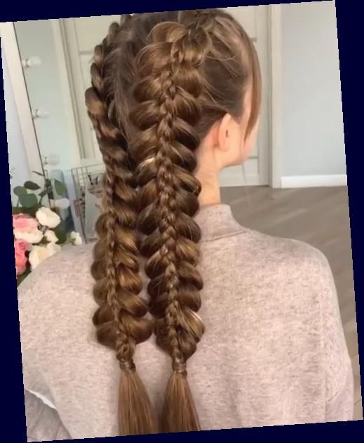 10 Gorgeous Braided Hairstyles You will Love - Lat