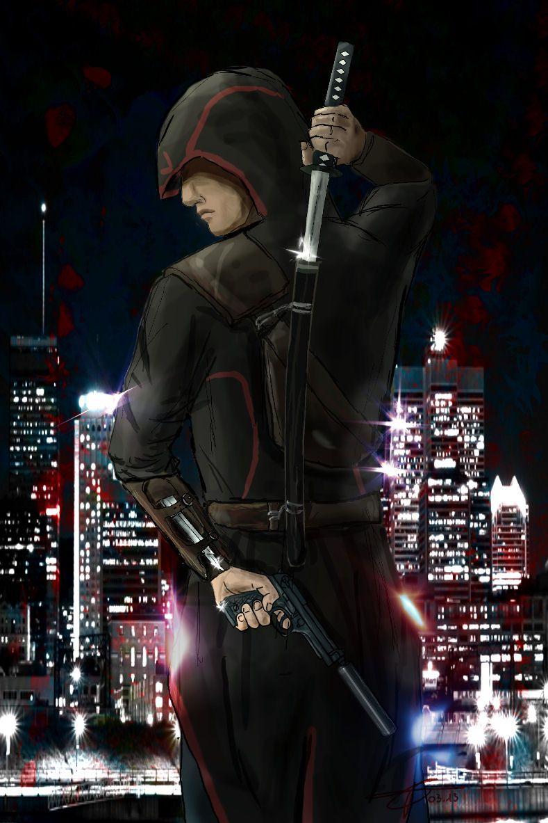 Modern Assassin - Alex Salim by Polyne55.deviantart.com on ...