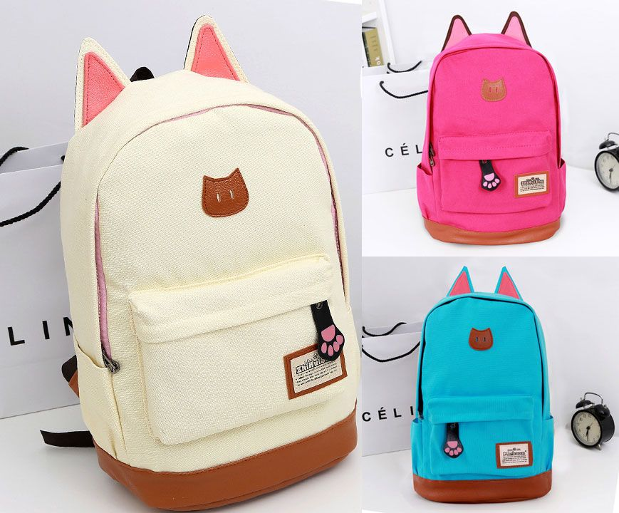 Productos Kawaii Para Regreso A Clases Bags Kawaii Backpack Cute Backpacks