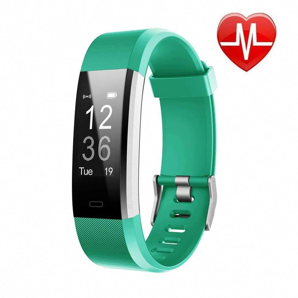 Waterproof Smart Fitness Band with Step Counter  #Fitness #FitnessBand #FitnessTracker #StepCounter...