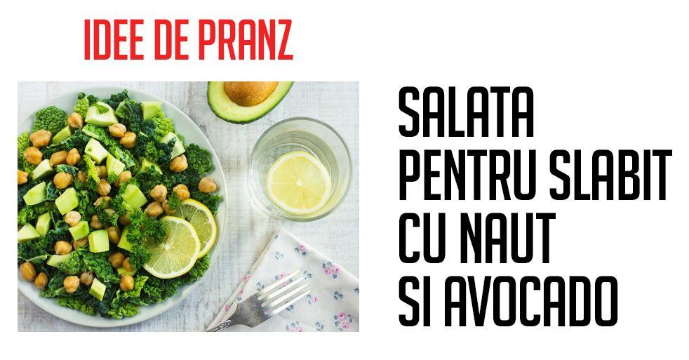 salata de slabit cu avocado pierde brățară de greutate