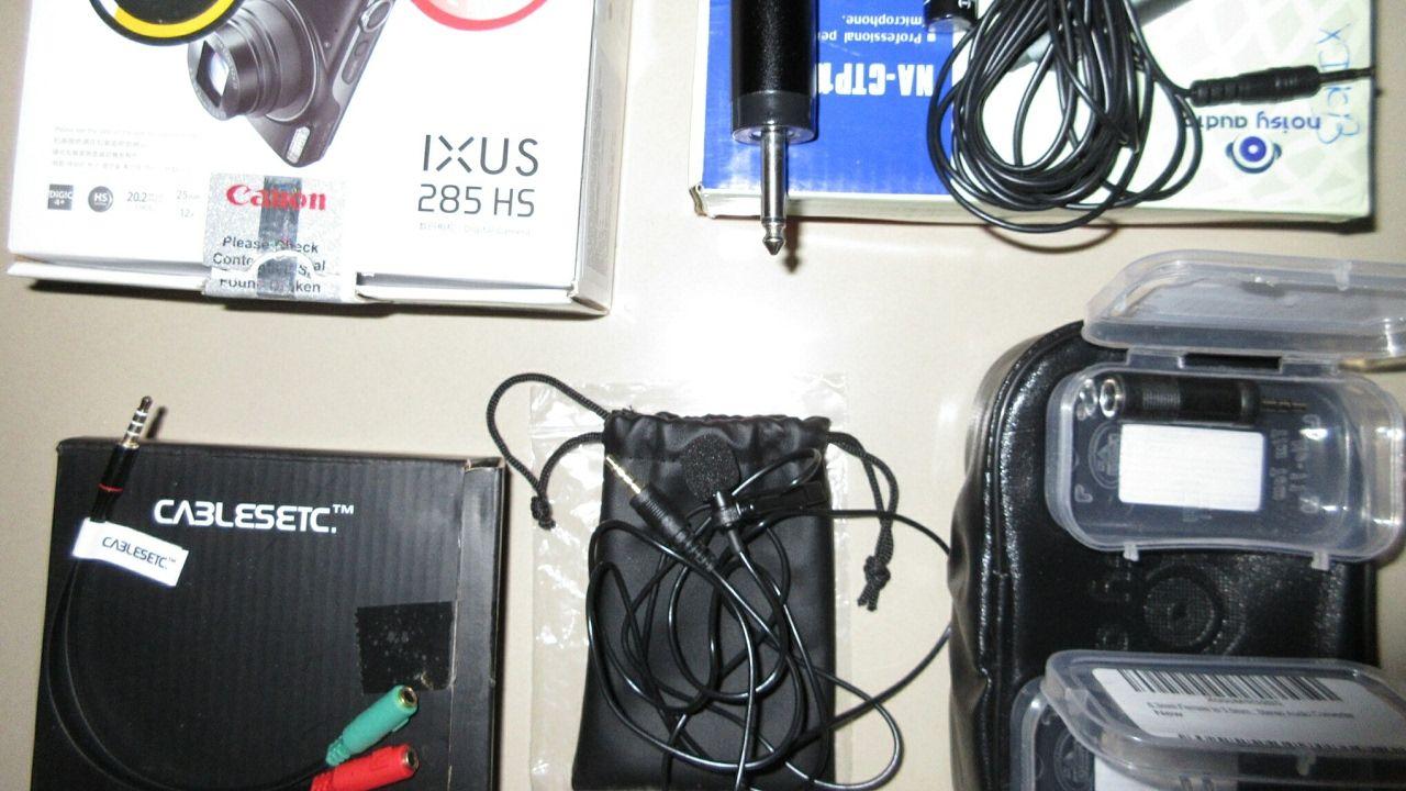Ts, Trs, Trrs 3.5mm +(Lavalier mic Trrs, NA-CTP 10 Ts mic, audio+mic ...