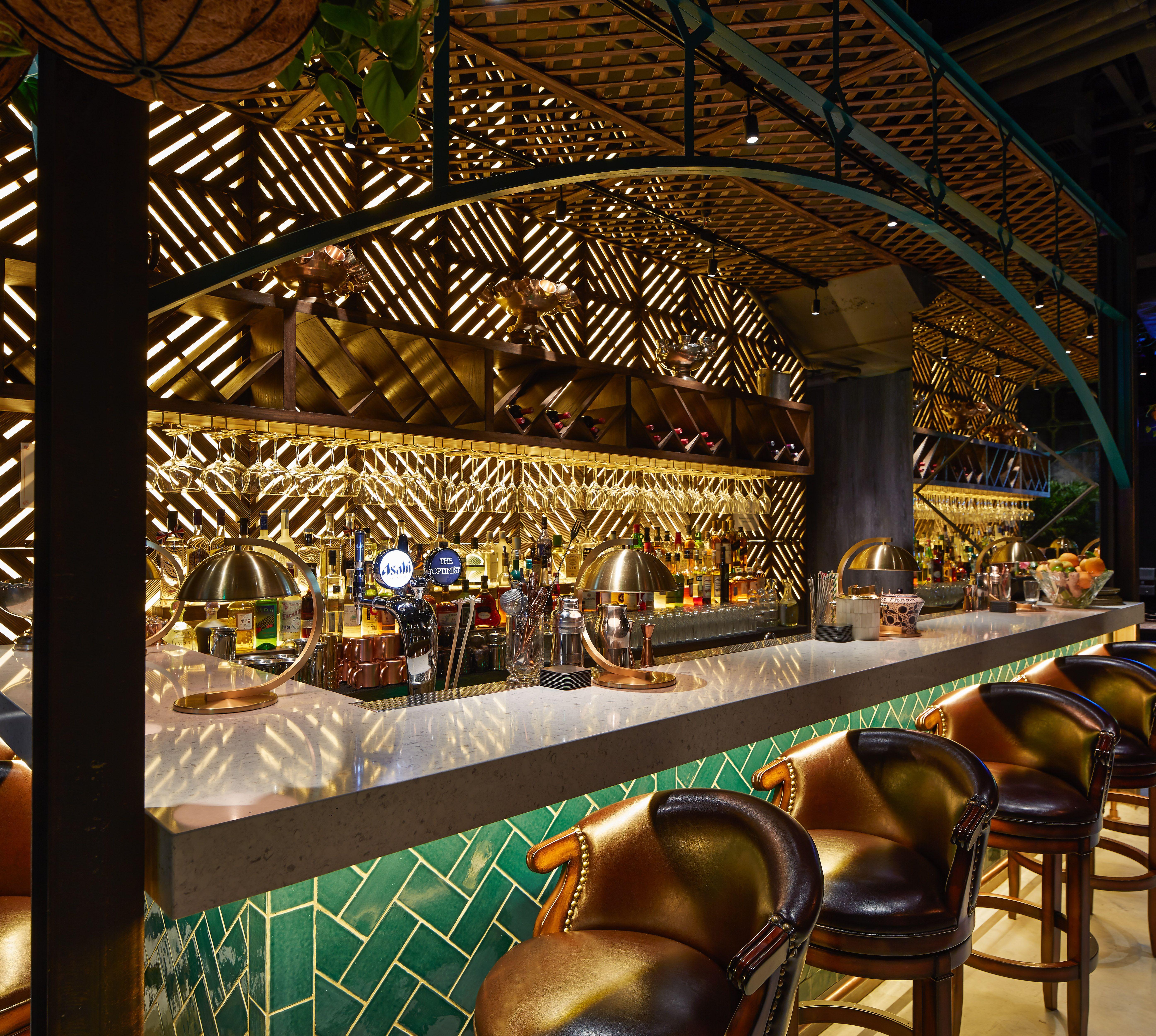 Bar And Lounge Interior Design: The Optimist - Bar (2)