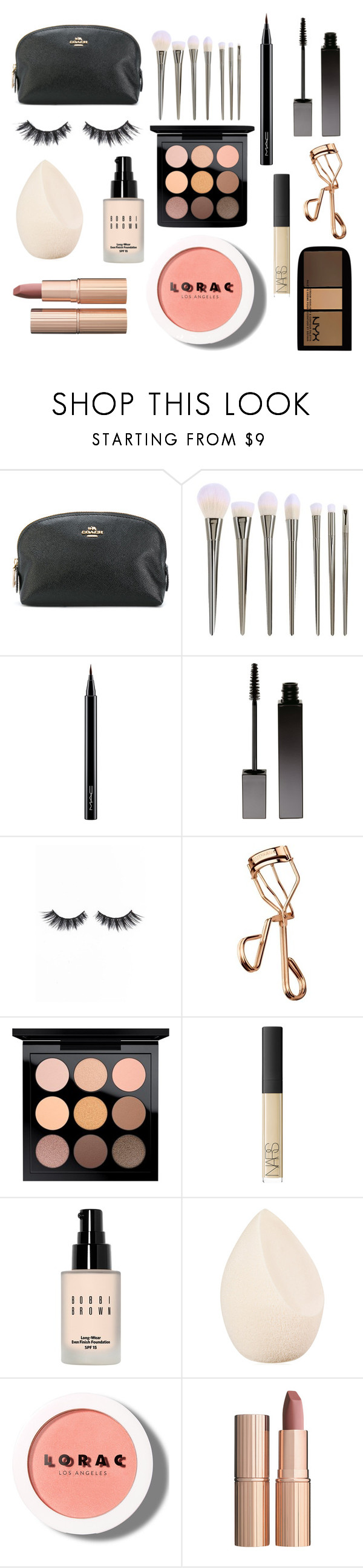 """""""makeup on the go🚗💄"""" by sydneyyb liked on Polyvore"""