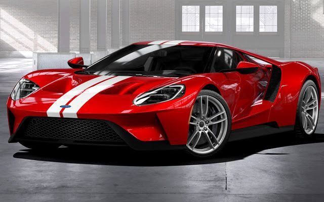 Ford Gt Limited To  Cars And Cost About