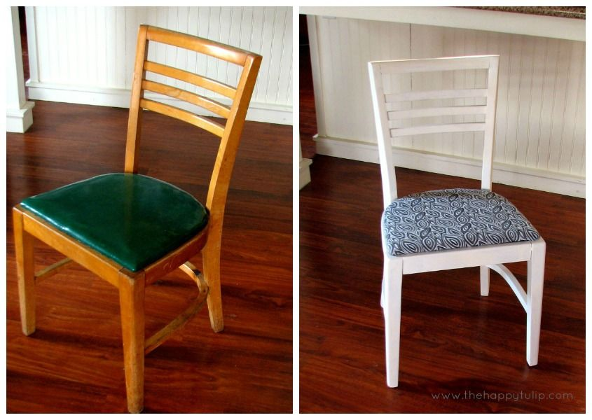 How To Refinish A Wooden Chair