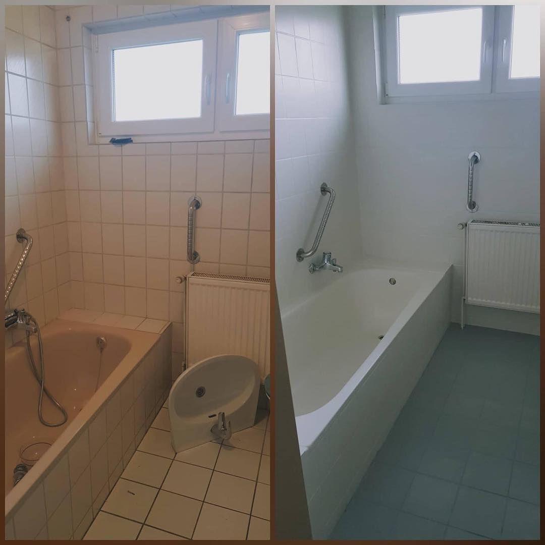 Wow Hier Wurde Auch Die Badewanne Gestrichen Weitere Bilder Folgen Ichstre Bathtub Simple Bathroom Luxury Bathtub