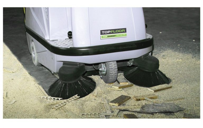 Pin on Floor Sweepers and Floor Scrubber