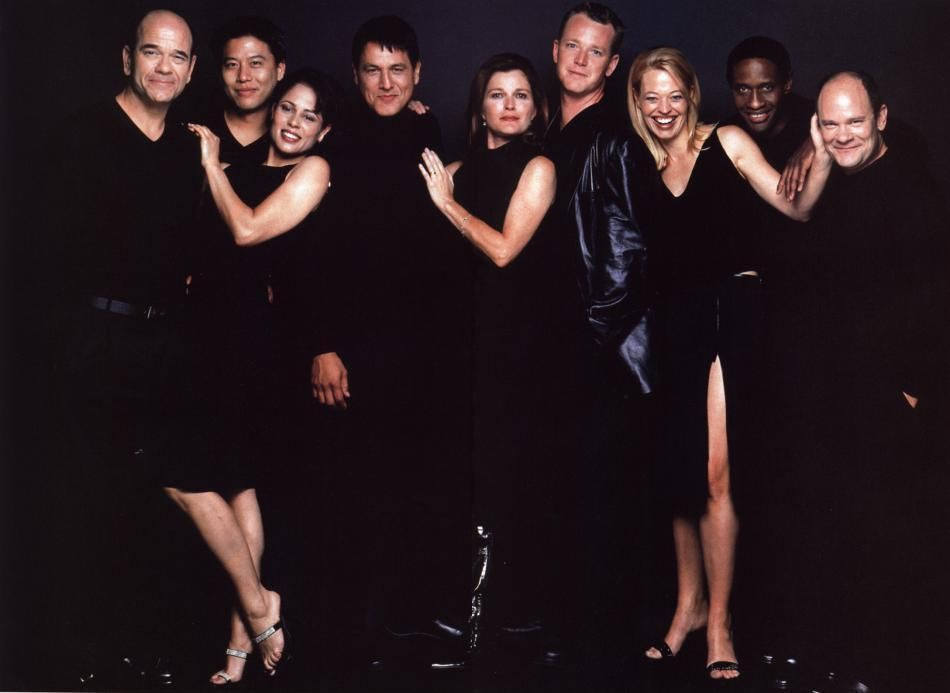 Image result for voyager crew picture