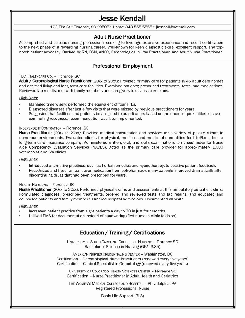 new sample rn resume unique nursing resume examples with