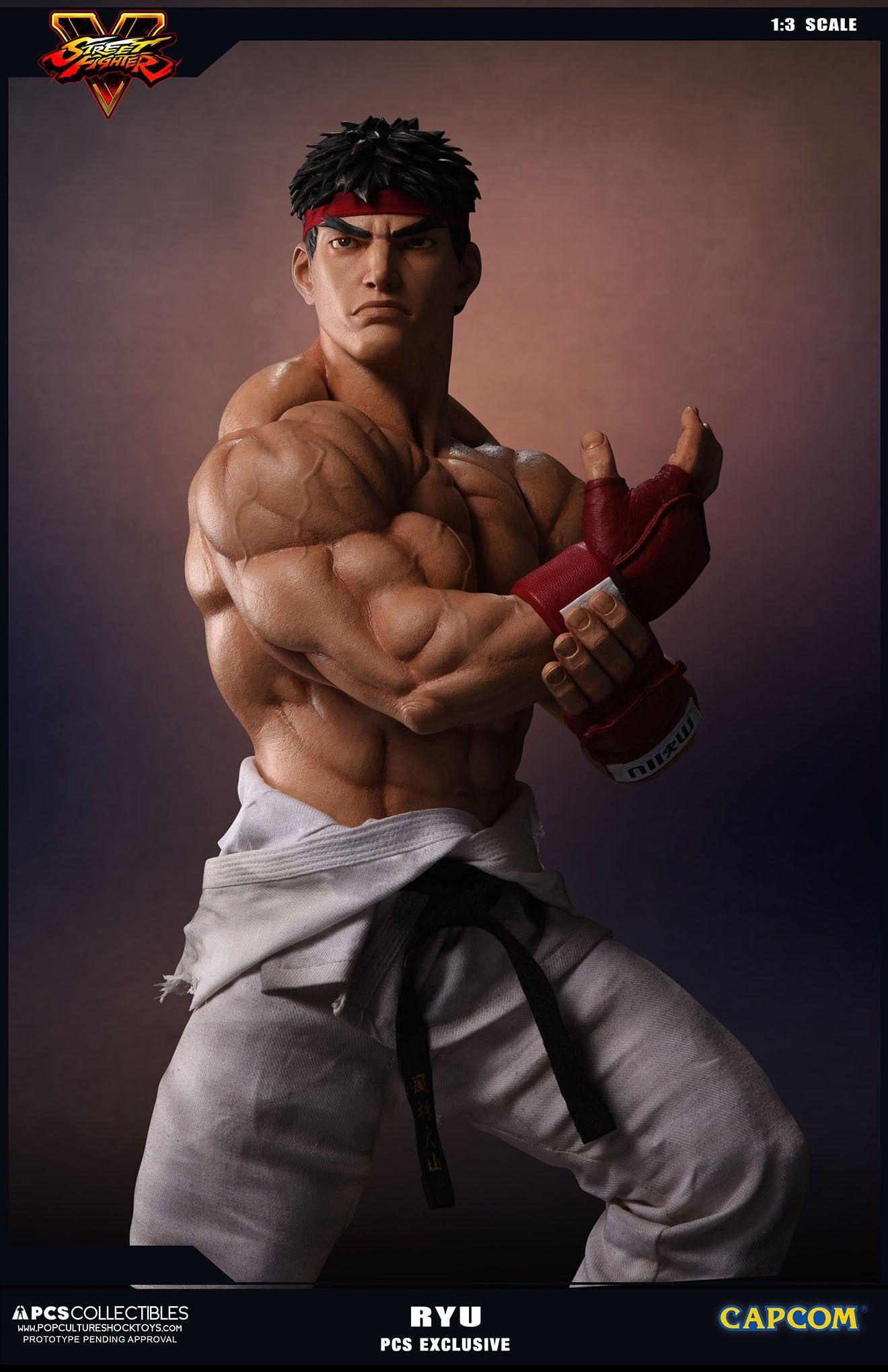 12+ Ryu sfv info