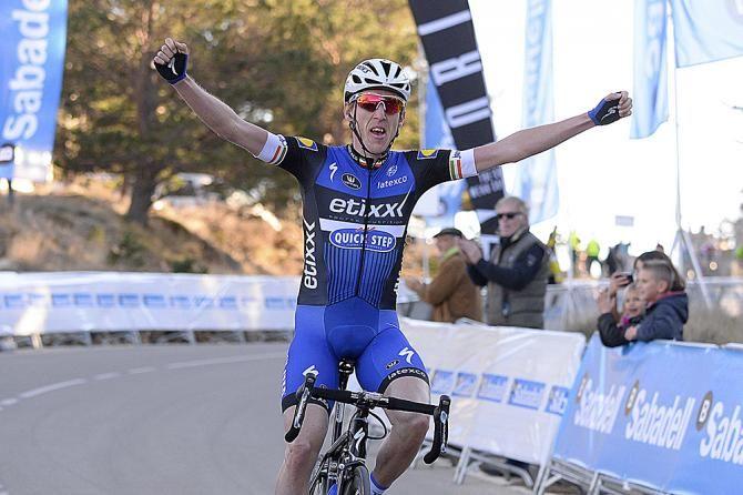 Dan Martin wins Volta a la Comunitat Valenciana stage 2