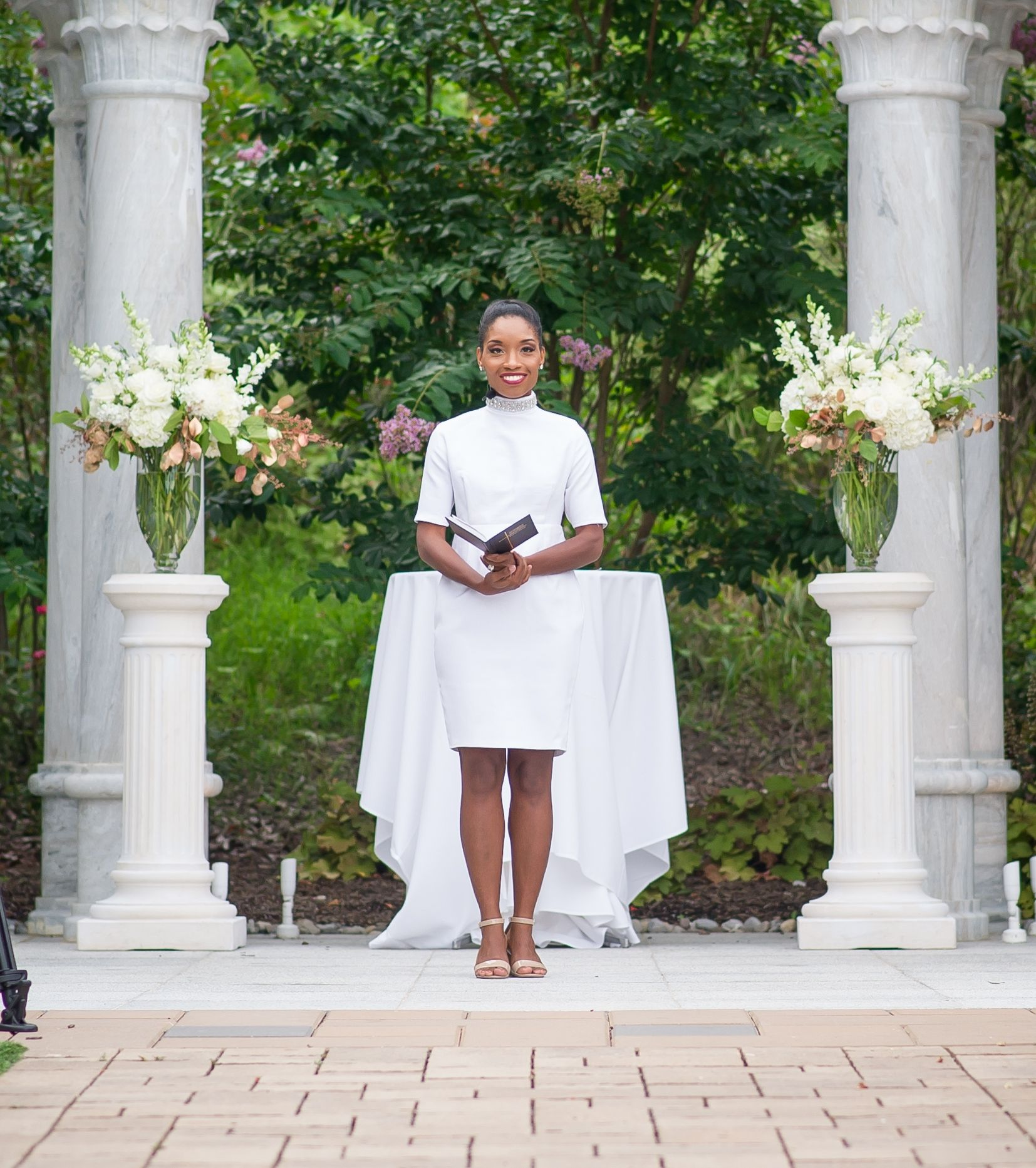 What A Delight It Is To Know That Your Wedding Officiant Offers More Than Just Showing Up On Wedding Day To Cond Wedding Tips Blogger Wedding Wedding Officiant