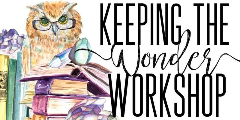 567aa3fa777d Eventbrite - Ashley Bible presents Keeping the Wonder  A Secondary ELA  Workshop at a Magical