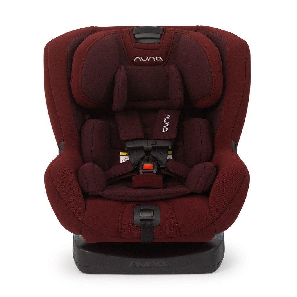 Nuna Rava Simply Smart Car Seat Berry